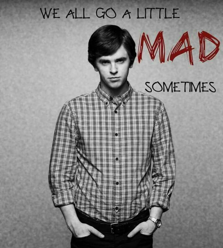 Love Freddie Highmore...he is so perfect in this role.