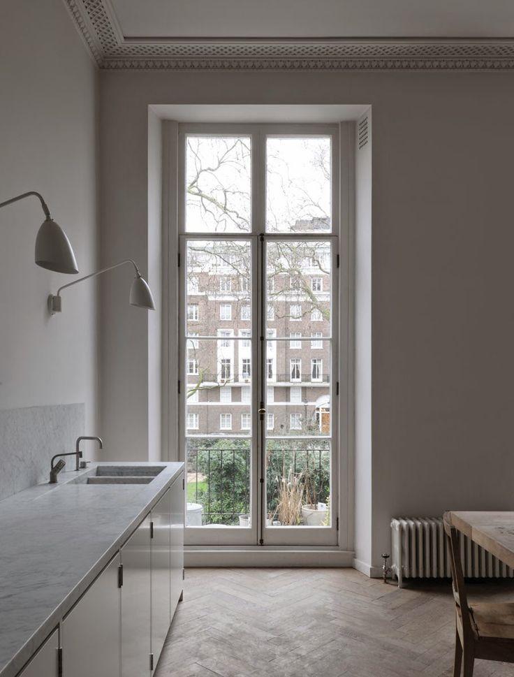 lattia - kattolistat - ikkuna