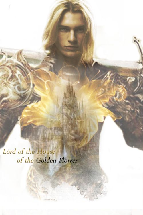 "Glorfindel: ""his hair was of shining gold, his face fair and young…"" by raisingcain-onceagain"