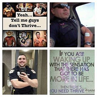 Definitely NOT just for the ladies. Men get your Thrive to up energy levels be more alert and ease muscle and joint discomfort.  #thrive #fitness #public #model #opportunity #workfromhome #income #thrivingnotsurviving #bussinessopportunity #thethriveexperience #jointsupport #nutritionalsupplement  #nutrition #supplements #directsales #singledads #singlemoms #lifechanging #thriving #thrivepromoter #thrivelife #energy #thrivewithme #beyourownboss #entrepreneur #thriveforfree #socialnetworking…