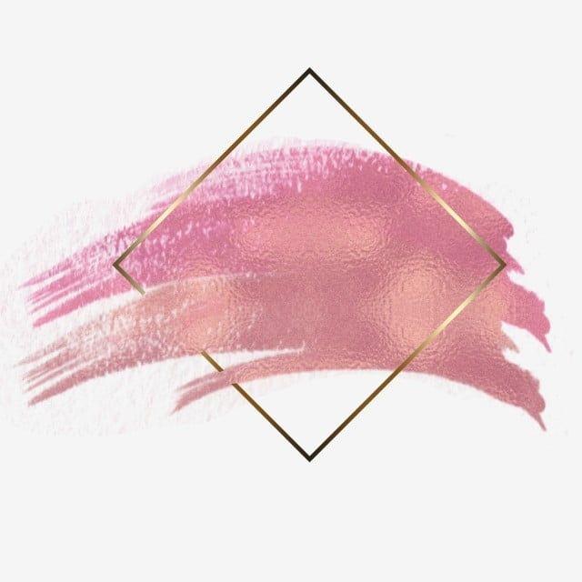 Creative Rose Gold Frame Png Con Fondo Transparente Oro Marco Resumen Png Y Psd Para Descargar Gratis Pngtree Rose Gold Frame Makeup Logo Design Gold Frame