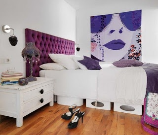 Jolies Tête de lit pour votre chambre à coucher ~ Décor de Maison / Décoration Chambre