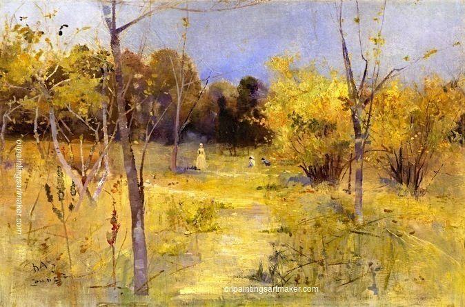 Summer Idyll - Charles Conder