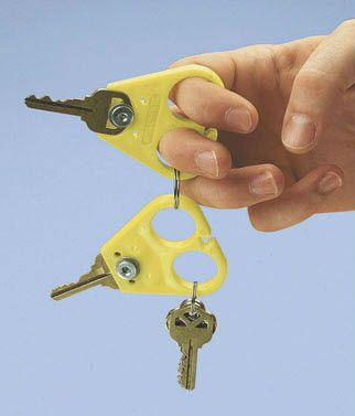 Key Turner for an easier experience when opening a door, OT Modification.