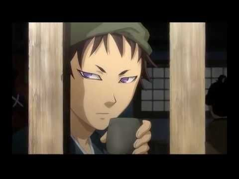 """The wonderful anime """"Hakuouki"""". It's my top 10 male characters ranking. This anime is set between the last years of Edo era and the beginning of Meiji restoration; it's about the fall of samurai period and almost all the characters are actually existed. Life and aesthetic values of Japan are very important. In addition to actual history, the plot presents fiction and mythology too. The number 01 (my favourite) embodies the ideal representation of Japanese man.   #hakuouki #anime"""
