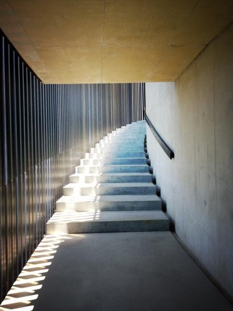 light filled stairway #circagallery #jhbexplored