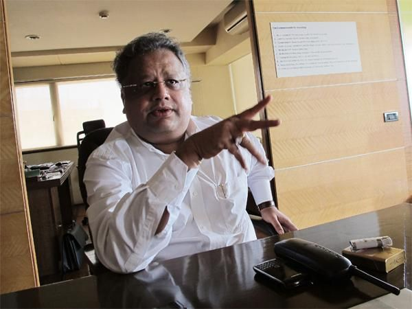 A large part of domestic savings waiting to flow into equity: Rakesh Jhunjhunwala - The Economic Times