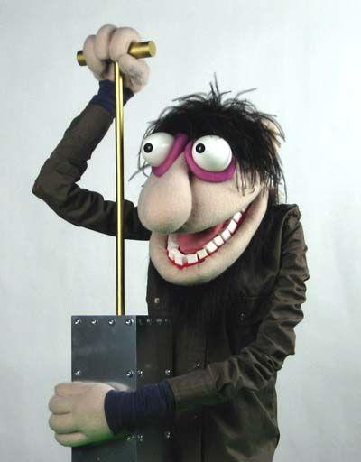 Mayhem Pulling Puppets Strings