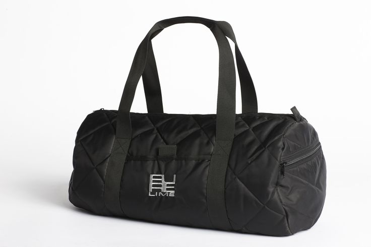 PureLime fitness shoes AW 2015 - gym bag in black