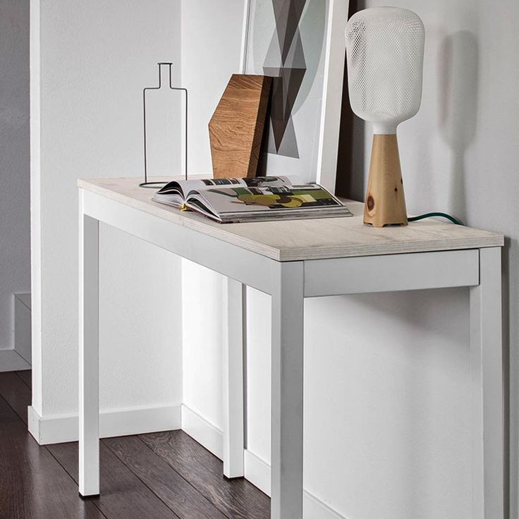Snap Consolle Extending Console Table By Calligaris. Whether You Need A  Console Table Or A Dining Table, The Snap Consolle Extending Table Can  Accommodate