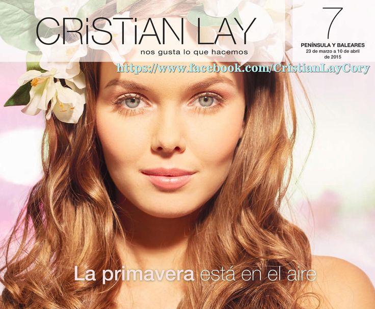Cristian Lay.Ofertas campania 7(del 23 de marzo al 10 de abril)