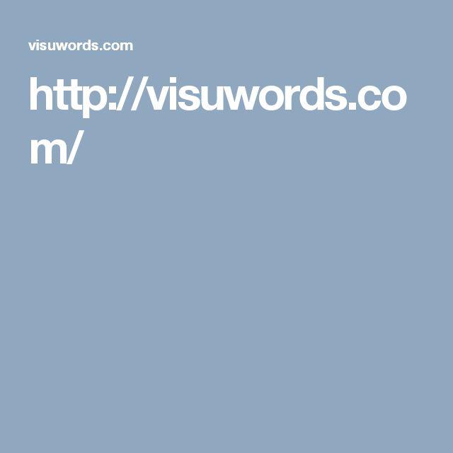http://visuwords.com/