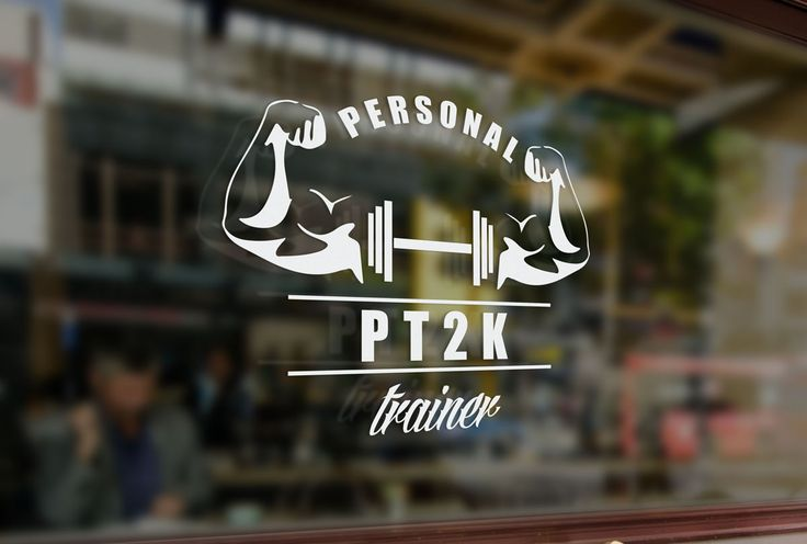 PT2K (Personal Trainer Kaan Kılıçarslan) için yaptığımız Logo Tasarımı