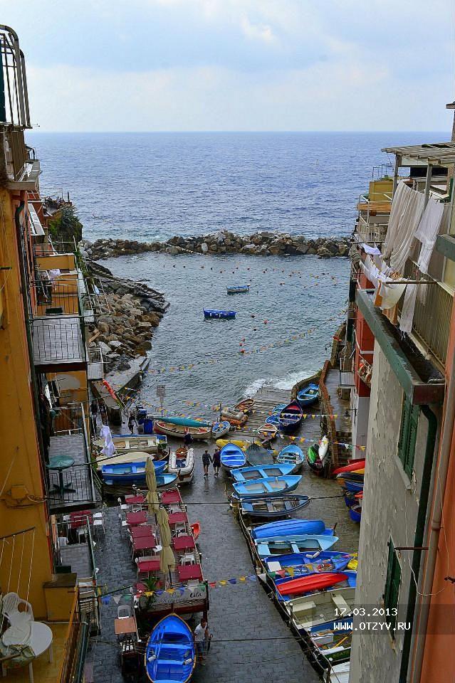 Чудесный месяц в Итальянском раю самостоятельно. Часть 4. Неспокойная Чинкве-Терре.