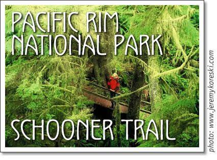 Schooner Cove Trail, Tofino
