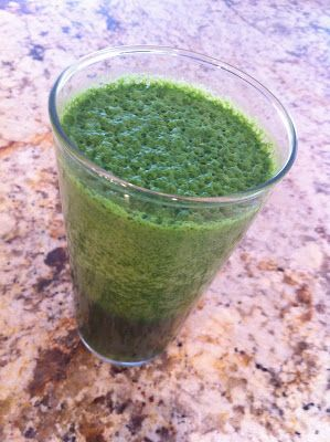 Celery Smoothies are a great nutritional treat. Read all about it.