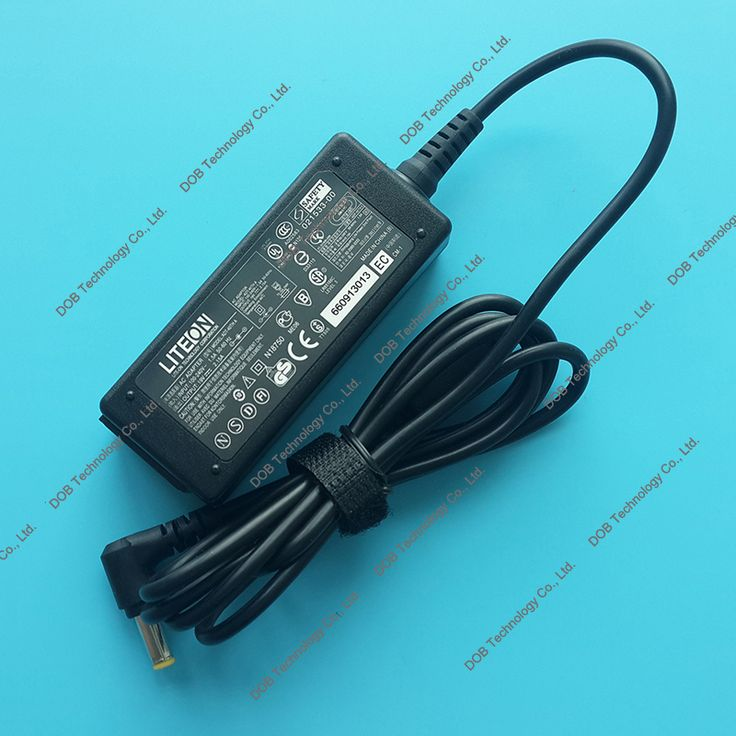 Leptop charger 19v 2.15A 40W Power supply AC Adapter For ACER Aspire one ADP-40TH A ICONIA TAB W500 D257 533 Laptop Charger