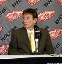 Mike Ilitch owner of Detroit Red Wings, the Detroit Tigers and co-founder of Little Caesers Pizza, is from Detroit, Michigan.