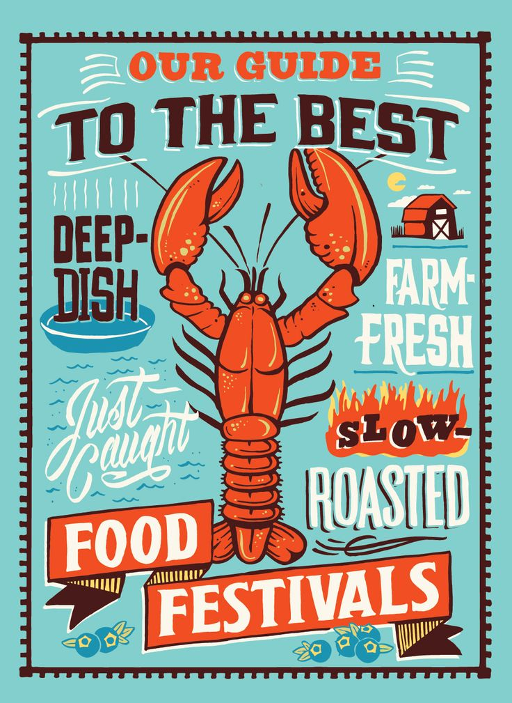The Best Food Festivals in New England