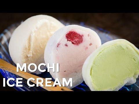 Mochi Ice Cream もちアイス • Just One Cookbook