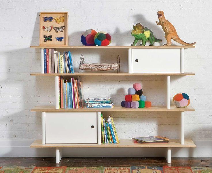 Mini Libreria (Bianco/Betulla o Bianco/Noce)