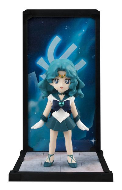 Crunchyroll - Tamashii Buddies Sailor Neptune - Sailor Moon    3.5 inches tall