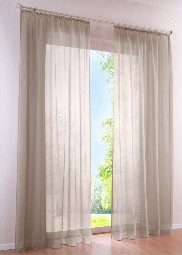 Die besten 25+ Transparente gardinen Ideen auf Pinterest - gardinen modern wohnzimmer braun
