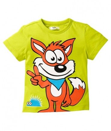 Tricouri ieftine: Tricou baieti BPC verde