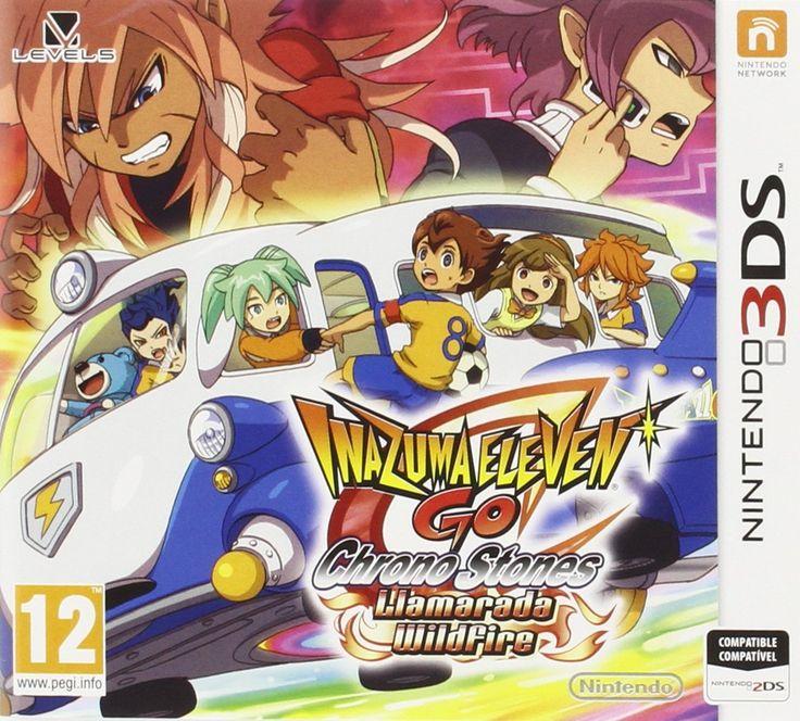 Juegos para todos: Inazuma Eleven GO Chrono Stones: Llamarada