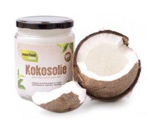 Natuurlijk poetsen met kokosolie