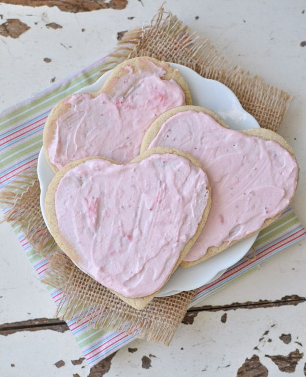 Sugar Cookies you can feel good about eating.  V+GF+P