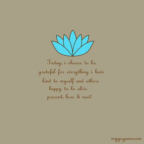 Yoga Quotes About Intention