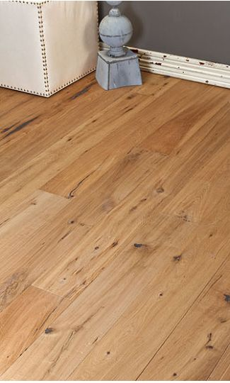 Toulouse Navarre hardwood engineered wide planks. Natural oil finish.
