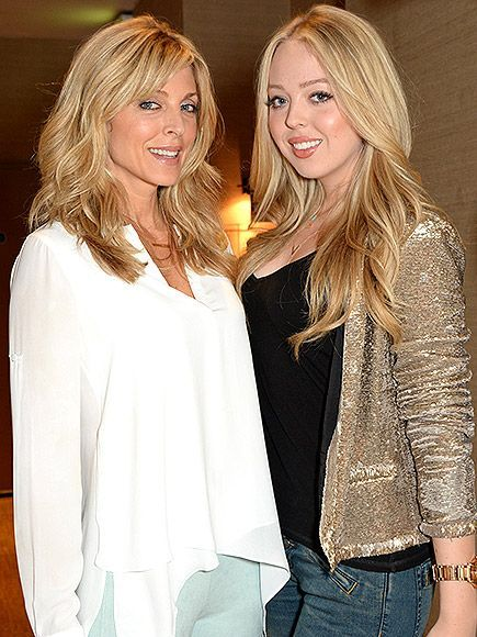 MARLA MAPLES TIFFANY TRUMP