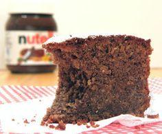 Tortentante - Der grosse Tortenblog mit Anleitungen, Rezepten und Tipps für Motivtorten: Schoko-Nuss-Kuchen mit Quark - schön locker und saftig