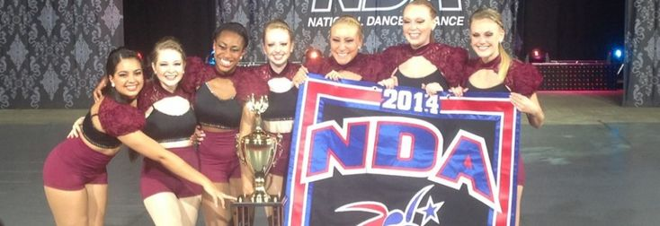 Ottawa University Athletics - Your National Champion OU Dance Team's Performance in the Finals