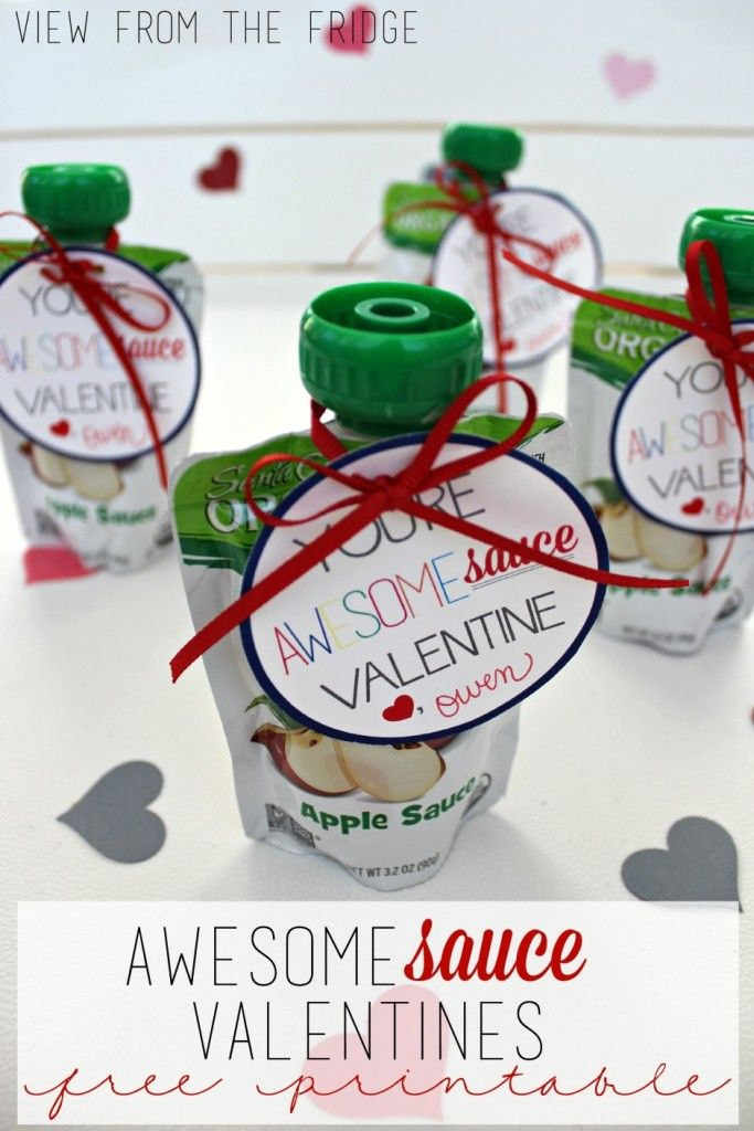 Awesome Sauce Valentine