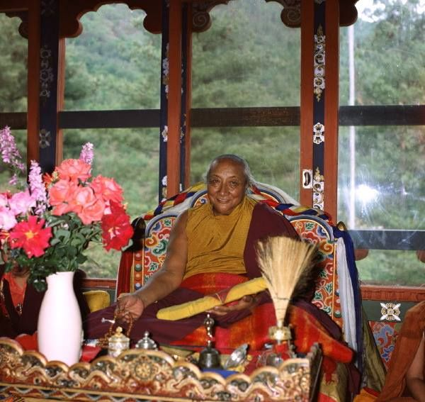 """Mind is king ~ Dilgo Khyentse Rinpoche http://justdharma.com/s/pynl3  Whatever we do, it is the mind that is most important. This is why the Buddhist teachings focus on perfecting the mind. The mind is king, and body and speech are servants which must do its bidding. It is the mind that conceives faith and the mind that conceives doubt; it is the mind that conceives love and the mind that conceives hatred.  – Dilgo Khyentse Rinpoche  from the book """"The Heart Treasure of the Enlightened Ones""""…"""