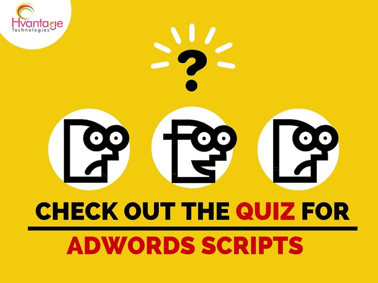 Check out the quiz for Ad words Scripts #digitalmarketing #seo