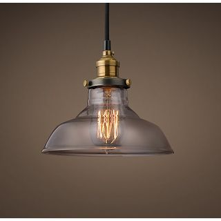 Esmie 1-light Adjustable Height Edison Lamp with Bulb | Overstock.com Shopping - The Best Deals on Chandeliers & Pendants