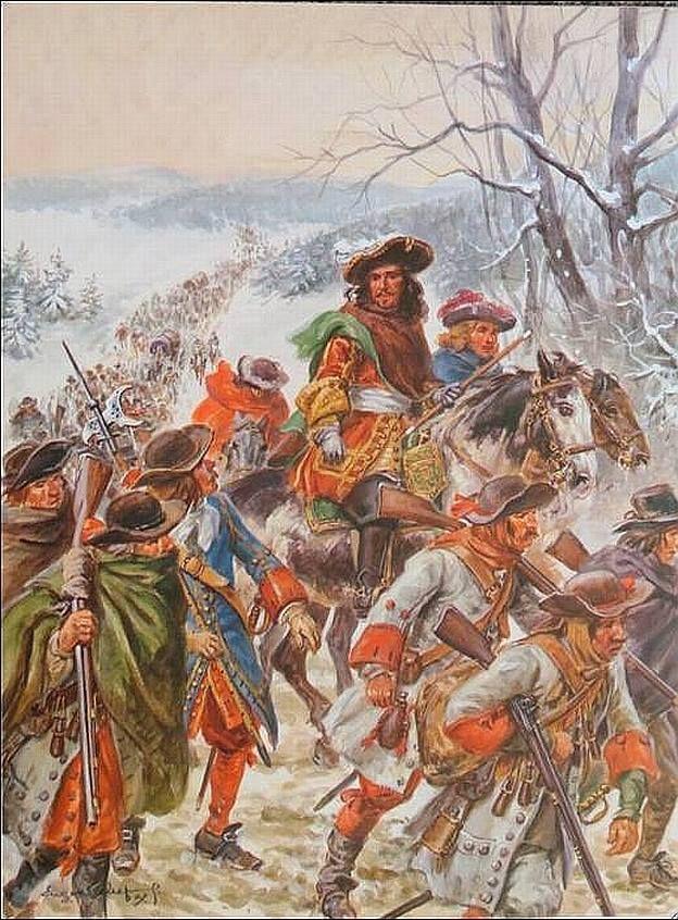battle of boyne deutsch