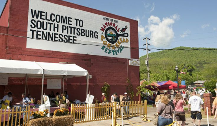 The National Cornbread Festival, South Pittsburg, #Tennessee April 26 & 27, 2014