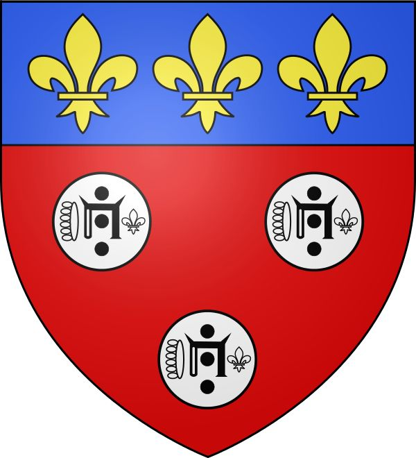 Coat of arms of Chartres