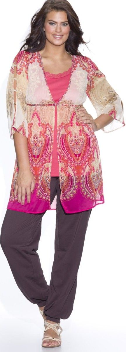 Plus Size Boho Chic: 16 Essentials for Hippie Women of All Ages - (article) - http://boomerinas.com/2014/01/12/plus-size-boho-chic-16-essentials-for-hippie-women-of-all-ages/