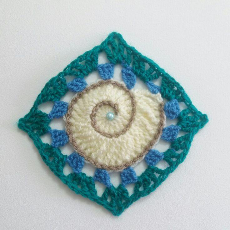 Crochet sea inspiration