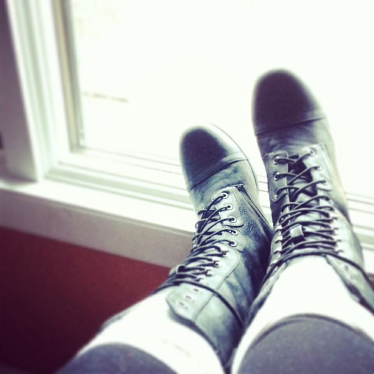 My new madden girl boots!!!!!!!!!