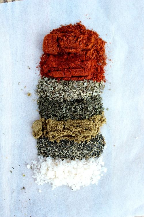 Healthy, Homemade Moroccan Seasoning   Better with Cake