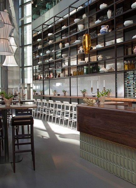 The Drift – city restaurant, bars in the city, restaurants near Liverpool street, Heron Tower