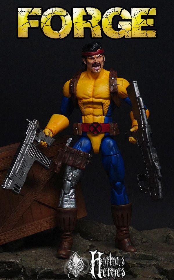 Marvel Legends Custom FORGE XMEN | Toys & Hobbies, Action Figures, Comic Book Heroes | eBay!
