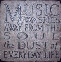Life requires a soundtrack